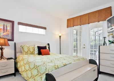Bedroom #5 at Formosa Gardens 38, Kissimmee