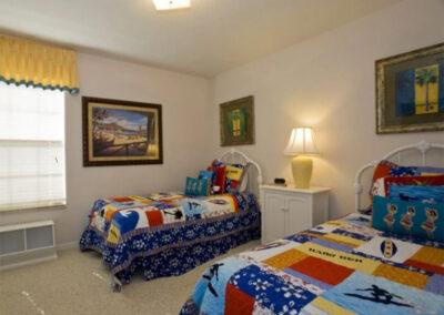 Bedroom #6 at Formosa Gardens 38, Kissimmee