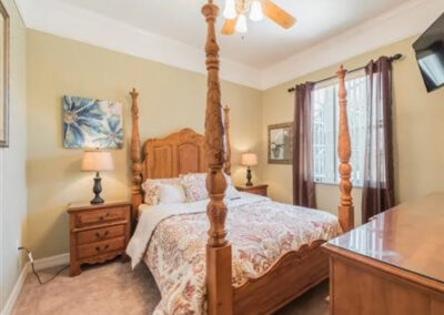 Bedroom #3 at Formosa Gardens 50, Kissimmee, Florida