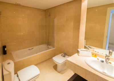Bedroom #1 en-suite at La Dama De Noche, Nueva Andalucía