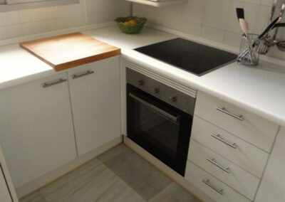 The kitchen at La Madrugada I, Elviria