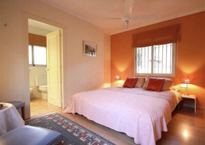 Bedroom #1 at La Madrugada I, Elviria