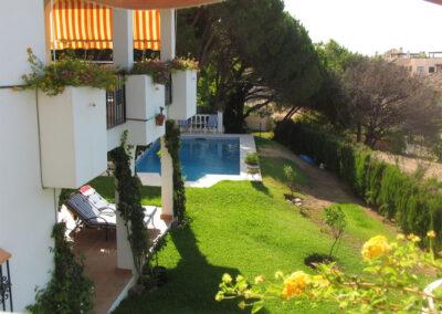 The garden at La Madrugada I, Elviria