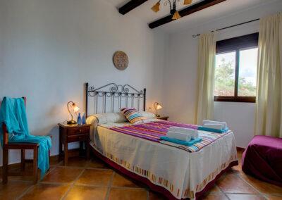 Bedroom #2 at La Olgava, El Jaral