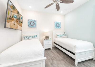 Bedroom #1 at Margaritaville 121, Kissimmee