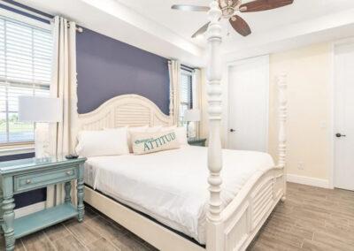 Bedroom #2 at Margaritaville 121, Kissimmee