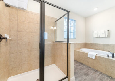 Bedroom #2 en-suite at Margaritaville 121, Kissimmee