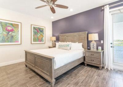 Bedroom #4 at Margaritaville 121, Kissimmee