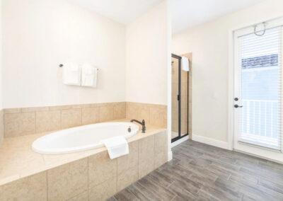 Bedroom #4 en-suite at Margaritaville 121, Kissimmee
