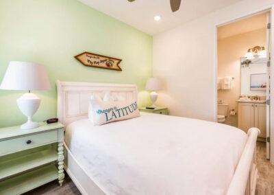 Bedroom #1 at Margaritaville 3, Kissimmee, Orlando