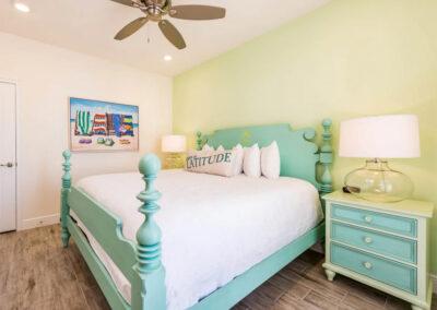 Bedroom #2 at Margaritaville 3, Kissimmee, Orlando