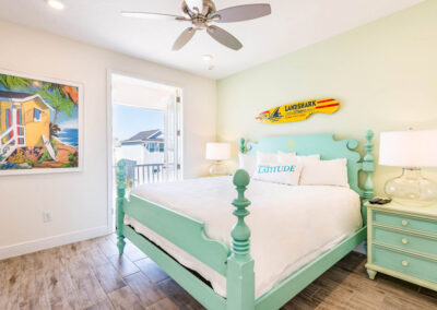 Bedroom #3 at Margaritaville 3, Kissimmee, Orlando