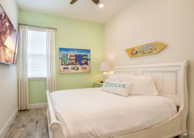 Bedroom #2 at Margaritaville 49, Kissimmee, Orlando
