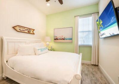 Bedroom #3 at Margaritaville 49, Kissimmee, Orlando