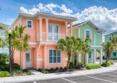 Outside Margaritaville 49, Kissimmee, Orlando