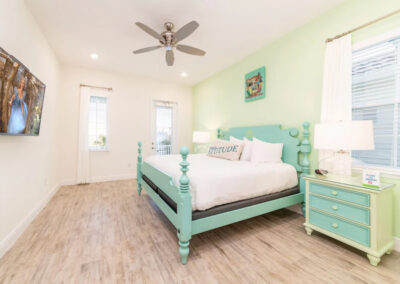 Bedroom #2 at Margaritaville 99, Kissimmee, Florida