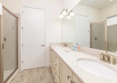 Bedroom #2 en-suite at Margaritaville 99, Kissimmee, Florida