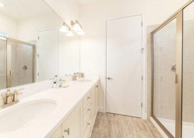 Bedroom #3 en-suite at Margaritaville 99, Kissimmee, Florida