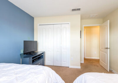 Bedroom #4 at Paradise Palms Resort 10, Kissimmee