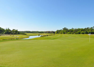 The revered ChampionsGate Golf Resort is a stone's throw from Providence Resort, Davenport