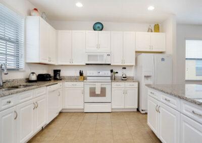 The kitchen at Providence Resort 61, Davenport, Orlando