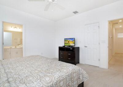 Bedroom #1 at Providence Resort 61, Davenport, Orlando