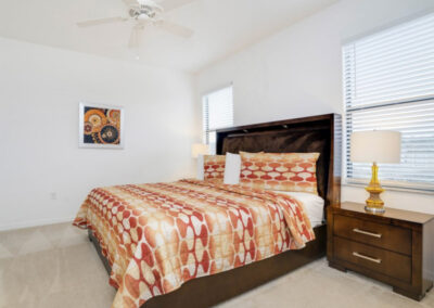 Bedroom #2 at Providence Resort 61, Davenport, Orlando