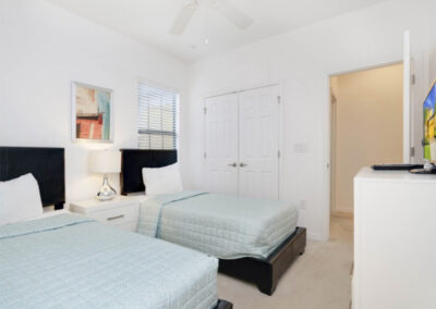 Bedroom #3 at Providence Resort 61, Davenport, Orlando