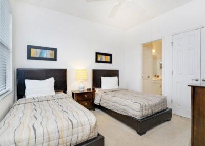 Bedroom #4 at Providence Resort 61, Davenport, Orlando