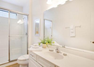 Bedroom #4 en-suite at Providence Resort 61, Davenport, Orlando
