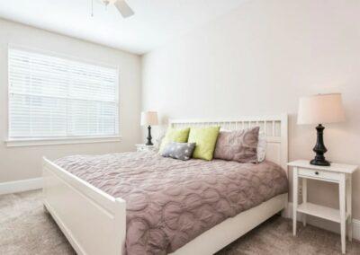 Bedroom #2 at Reunion Resort 140, Reunion, Orlando, Florida
