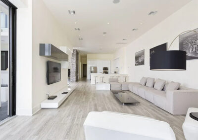 The living room at Reunion Resort 95, Reunion