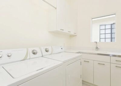 The laundry room at Reunion Resort 95, Reunion