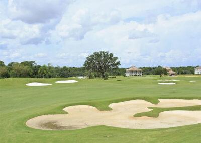 Golf course views from Reunion Resort 95, Reunion