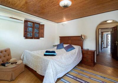 Bedroom #1 at Sierravista, Órgiva