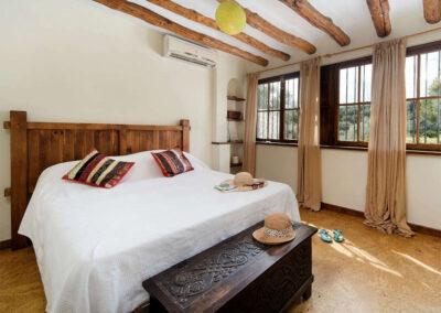 Bedroom #2 at Sierravista, Órgiva