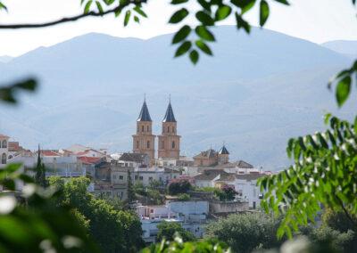 Sierravista is just 2.3km away from the Bohemian Village of Órgiva