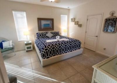 Bedroom #1 at Solterra Resort 131, Davenport