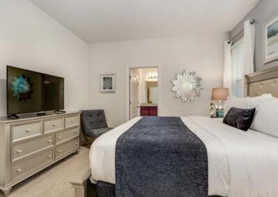 Bedroom #1 at Solterra Resort 353, Davenport
