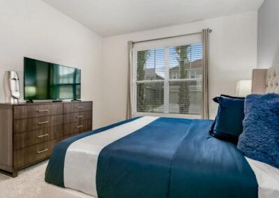 Bedroom #2 at Solterra Resort 353, Davenport