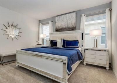 Bedroom #3 at Solterra Resort 353, Davenport