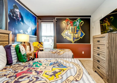 Bedroom #4 at Solterra Resort 353, Davenport