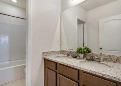 Bedroom #5 & #6 adjacent bathroom at Solterra Resort 353, Davenport