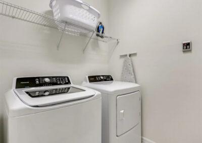 The laundry room at Solterra Resort 353, Davenport