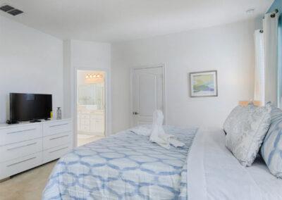 Bedroom #1 at Solterra Resort 36, Davenport, Orlando