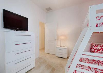 Bedroom #4 at Solterra Resort 36, Davenport, Orlando