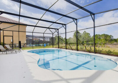 The swimming pool at Solterra Resort 36, Davenport, Orlando