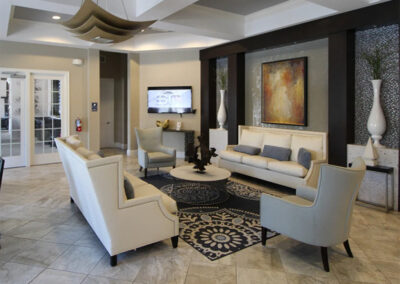 Relax at the Grand Clubhouse at Solterra Resort, Davenport, Orlando