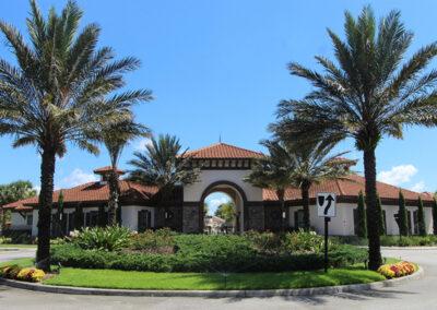 Outside Solterra Resort, Davenport, Orlando