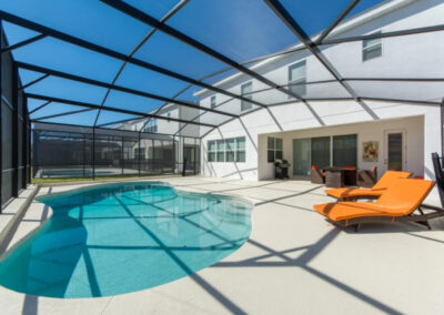 The swimming pool at Sonoma Resort 2, Kissimmee